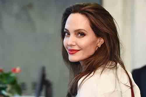 Angelina Jolie Punktuation