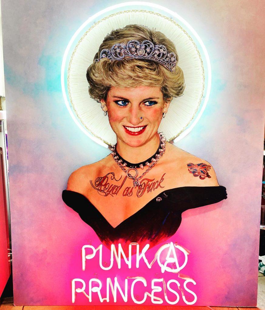 punk princess Punktuation magazine