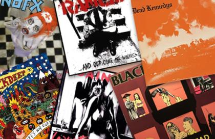 punk albums