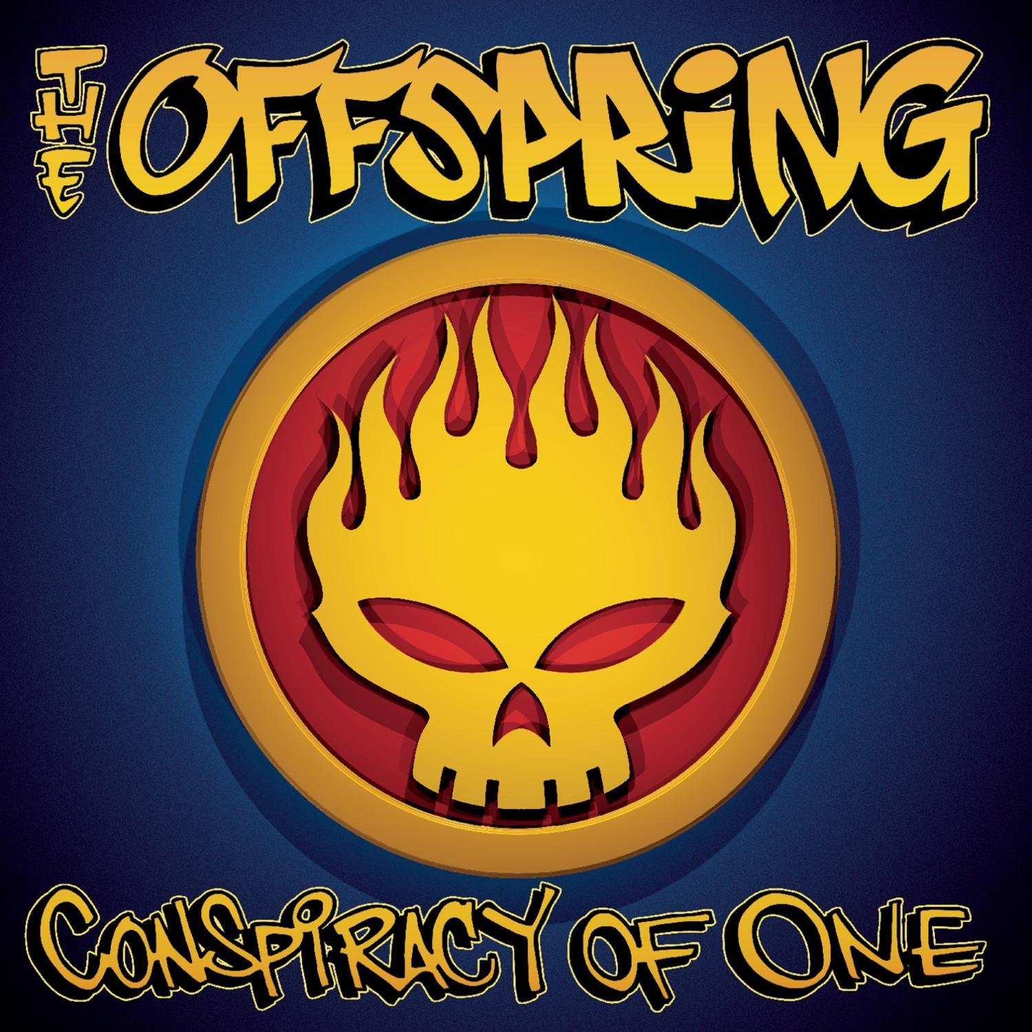 THE OFFSPRING Release 'Conspiracy of One' on Vinyl for ...