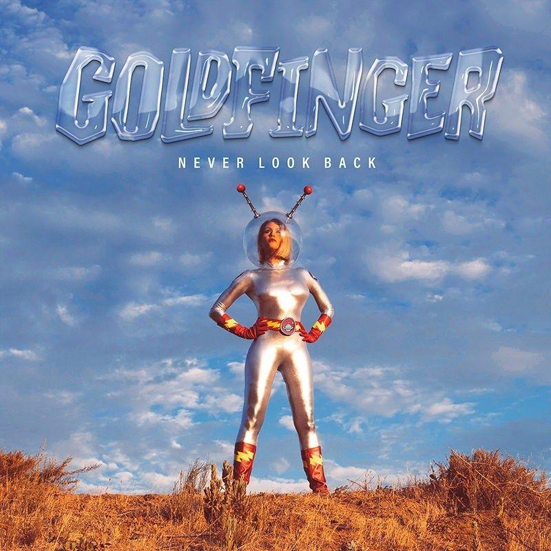 goldfinger LP Cover