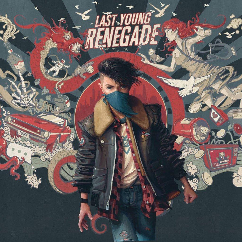 last young renegade album cover