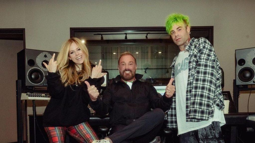 Avril Lavigne John Feldman Mod Sun