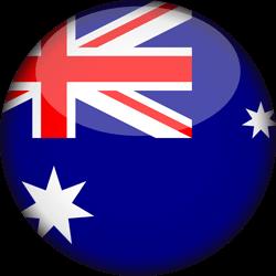 Aussie Flag icon