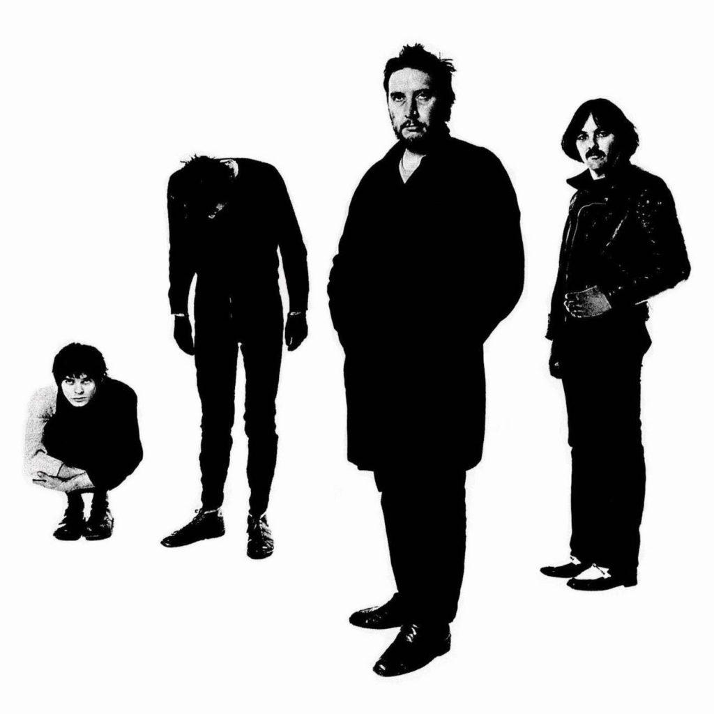The Stranglers black and white