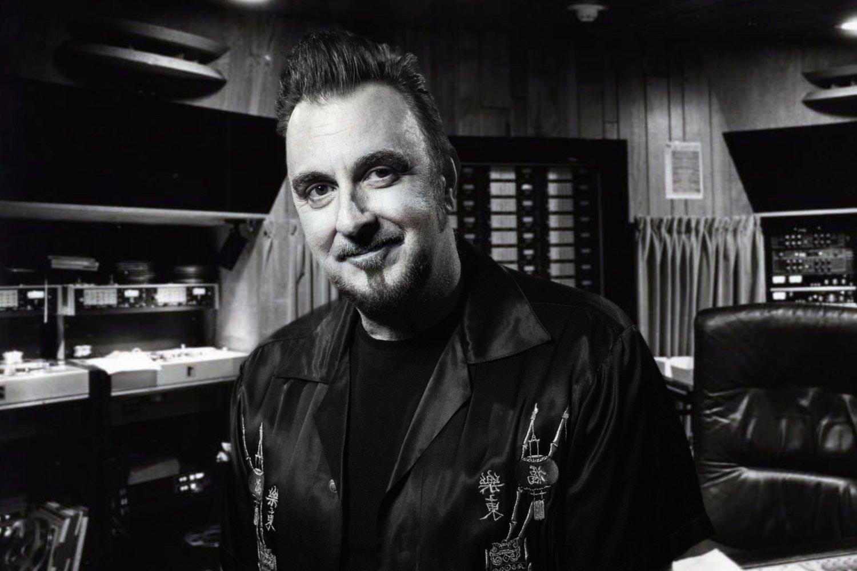 Tim Palmer at Mountain Studios